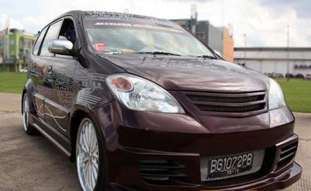 10 Konsep Modifikasi Daihatsu Xenia Terbaru