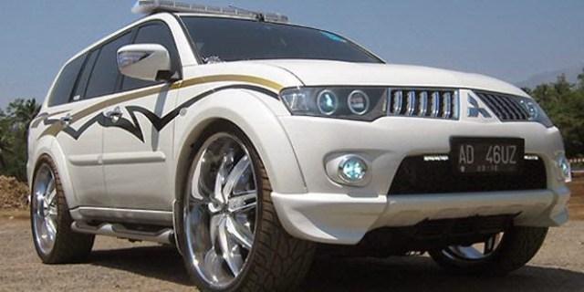 10 Konsep Modifikasi Mitsubishi Pajero Sport Terbaru