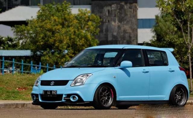 770 Koleksi Modifikasi Mobil Suzuki Swift HD