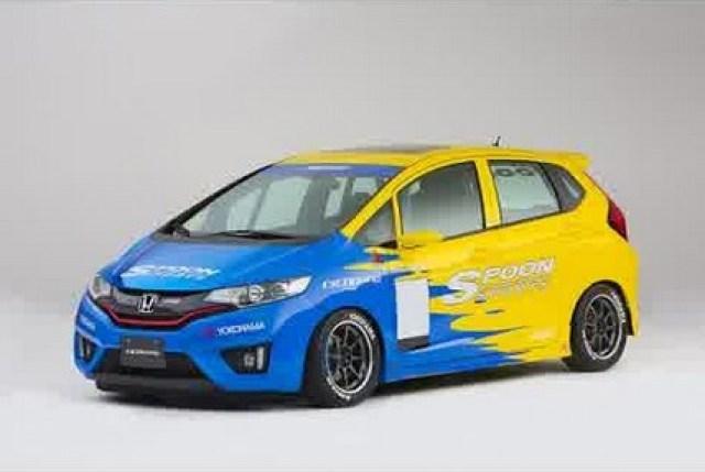 20 Modifikasi Honda All New Jazz GK5 Terbaru