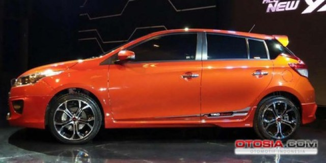 21 Modifikasi Toyota Yaris Gen 2 XP150 Terbaru