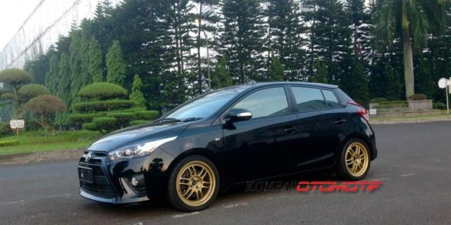 21 Modifikasi Toyota Yaris Gen 2 XP150 Terbaru