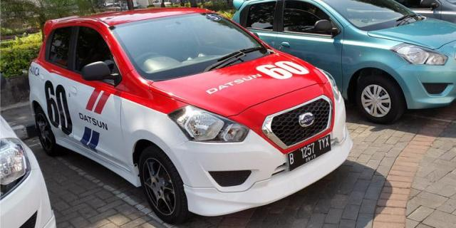 25 Modifikasi Datsun Go Panca Hatchback Go Plus