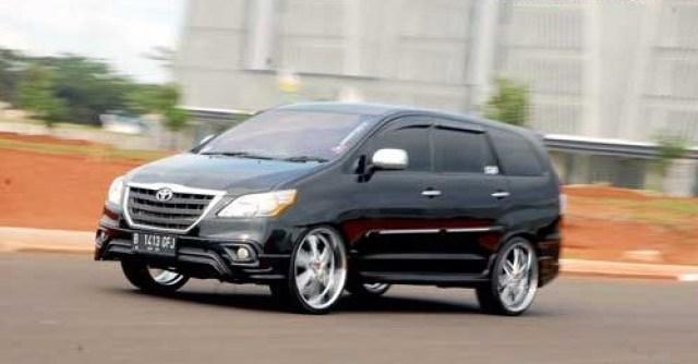 30 Konsep Modifikasi Toyota Kijang Innova Terbaru