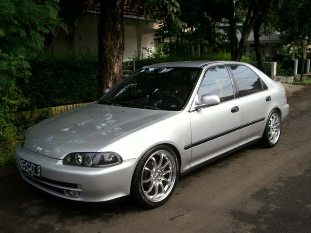 10 Modifikasi Sedan Honda Accord Cielo Terbaru