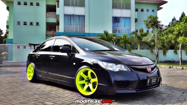 74 Modifikasi Mobil Civic Batman Gratis Terbaru