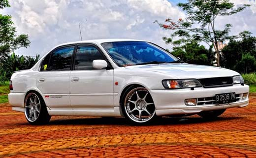 Great Corolla Bali Modifikasi, Info Top!