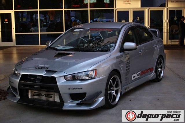 30 Modifikasi Sedan Mitsubishi Lancer Evo Terbaru