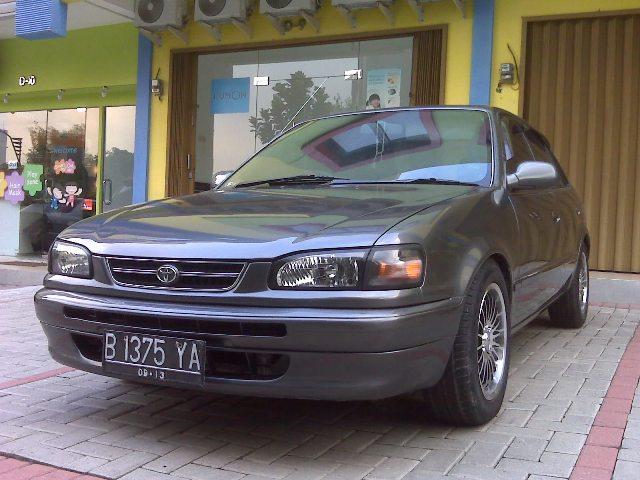 5 Modifikasi Sedan Corolla All New 1.6 AE111 Terbaru