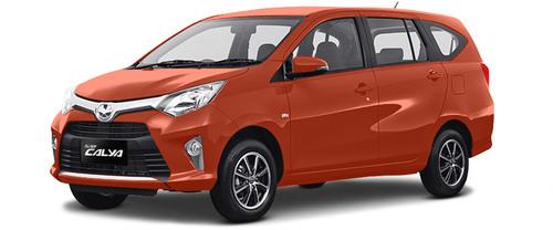Pilihan Warna Lengkap Toyota Calya 2017