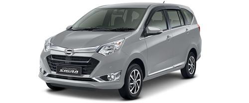 Pilihan Warna Lengkah Daihatsu Sigra 2017