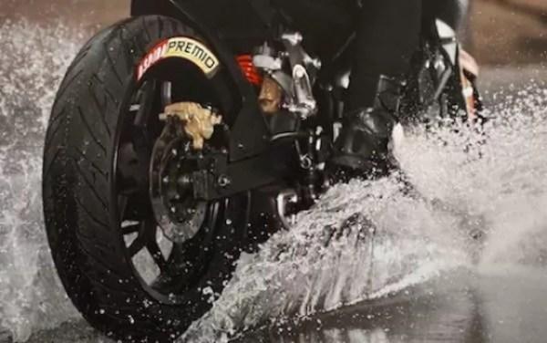 Cek Selalu Ban Sepeda Motor Anda