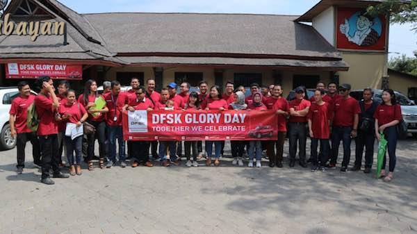 DFSK Glory Day Customer Gathering Perdana