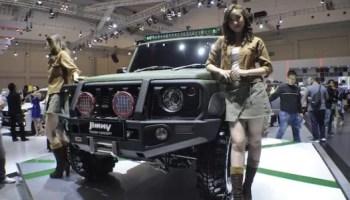 Sejumlah Mobil Baru dan Mobil Konsep Diluncurkan Saat GIIAS 2019