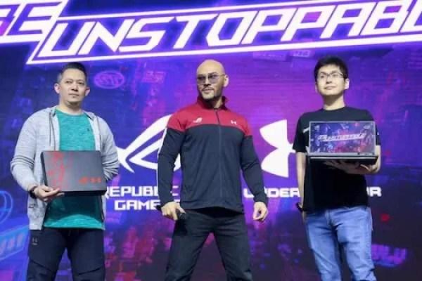 ASUS Hadirkan Jajaran Laptop Gaming Terbaru Ditenagai Intel Core 9th Gen