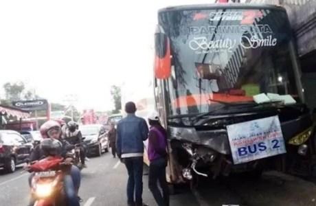Penyebab Rem Blong Pada Bus Atau Truk