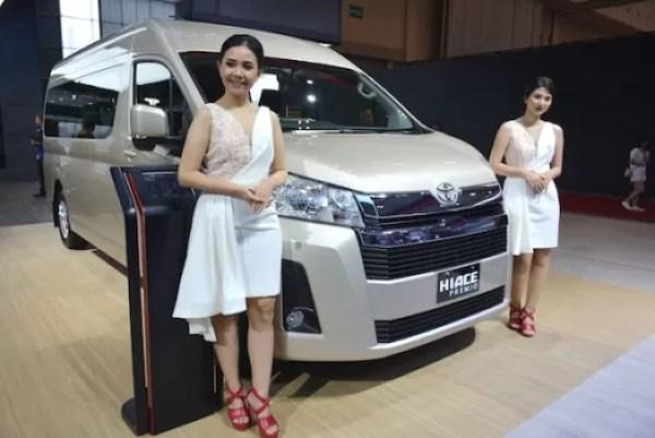 Toyota Luncurkan All New HiAce Premio untuk Segmen Premium