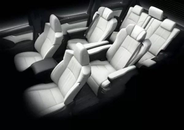 Lexus Indonesia Hadirkan Lexus LM First Class Suites Luxury MPV