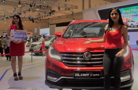 Rally Marina Terpukau Dengan Fitur Pintar DFSK Glory i-Auto