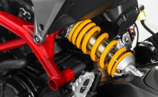 Rawat Shockbreaker Motor Agar Tetap Nyaman