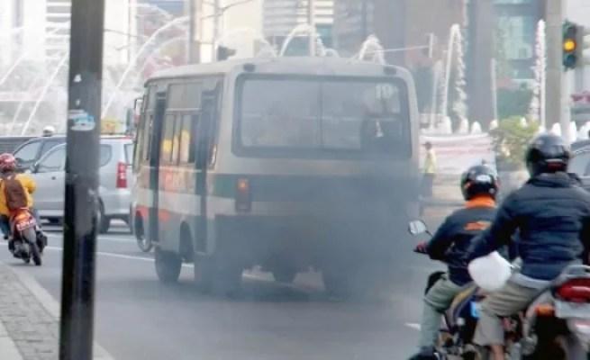 Perpanjang STNK Disertai Uji Emisi Kendaraan