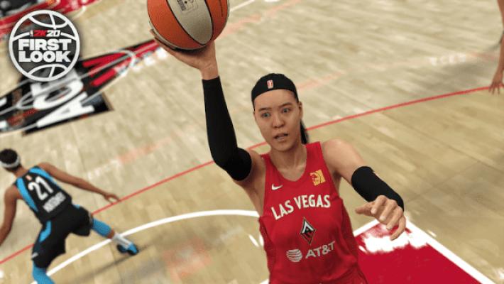 12 tim WNBA akan melakukan debut di NBA2K20