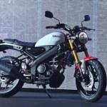 Yamaha Thailand Sudah Resmi Rilis XSR155 Saingan Kawasaki W175