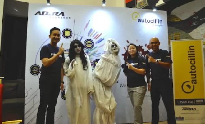 Adira Insurance Melalui Autocilin Kampanyekan #1JariBeres