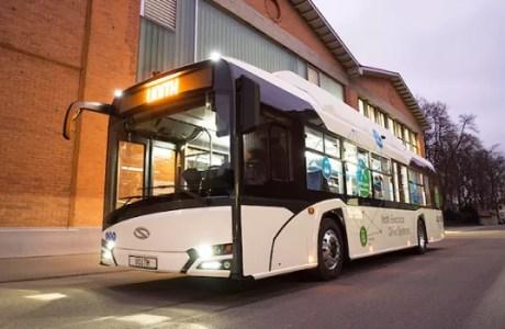 Solaris Bus Klaim Perusahaannya Terbesar Dalam Bisnis Bus Listrik Di Eropa