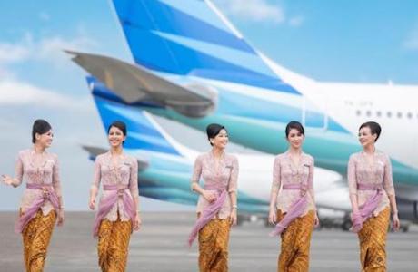 Garuda Luncurkan Video Keselamatan Terbaru Bertajuk Keindahan Indonesia
