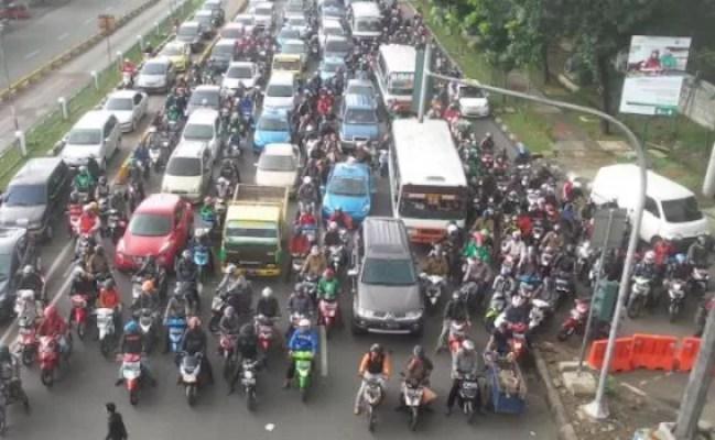 Populasi Motor Menjadi Penyebab Polusi Di Udara