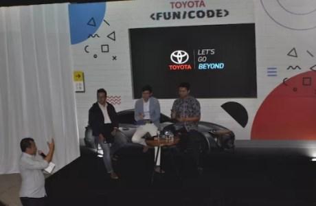 Toyota Fun/Code Ajang Kompetisi Pemrograman Digital di Tiga Kota Besar