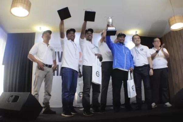 Inilah Pemenang Volvo Trucks Indonesia Driver Challenge 2019
