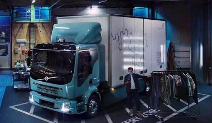 Volvo Dikabarkan Akan Perkenalkan Truk Listriknya Ke Indonesia