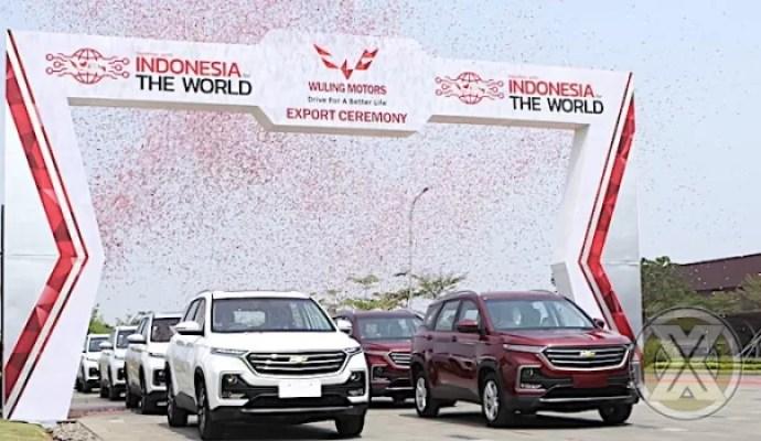 Wuling Experience Weekend di Kota Surabaya