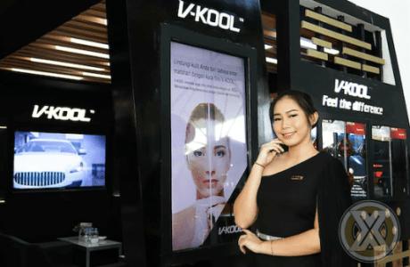 V-KOOL Hadir di IMX 2019 dengan Program Khusus