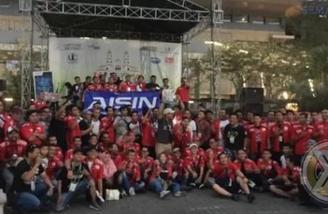 Kopdar AXIC di Semarang Seru Dan Meriah!