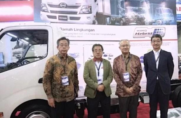 HINO Hybrid Mejeng Di IEMS 2019
