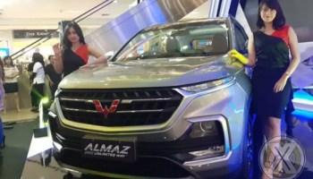 Wuling Motors Ramaikan GIIAS Makassar 2019