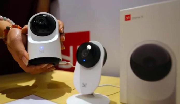 YI Smart Home Jadi Solusi Pengawasan Rumah Berbasis AI