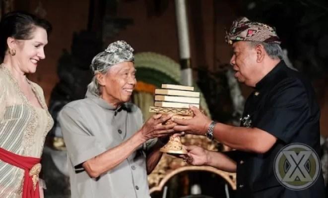 Pembukaan Ubud Writers & Readers Festival 2019