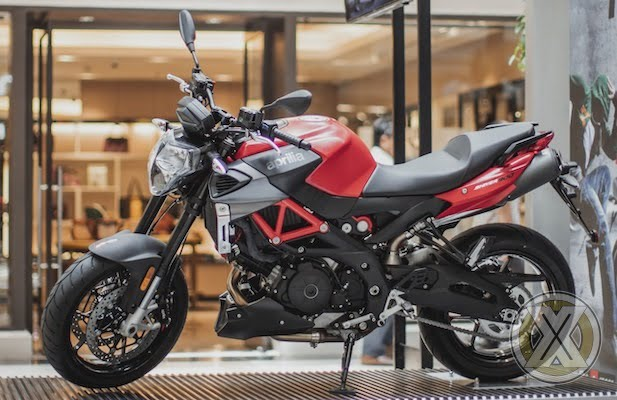 Aprilia Shiver 900 Tampil Perdana di Mall-to-Mall Exhibition