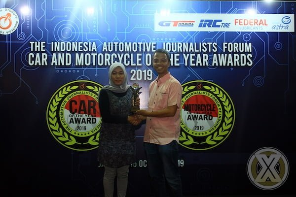 Honda ADV 150 Sabet Forwot Motorcycle of the Year 2019
