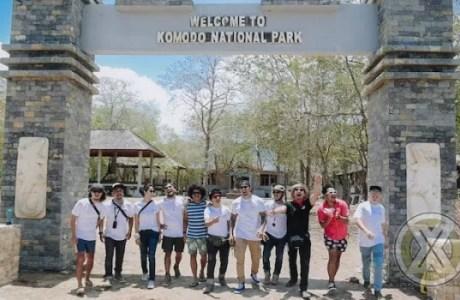 Enduro Motorbaik Adventure 2019 Eksplorasi Pulau Komodo