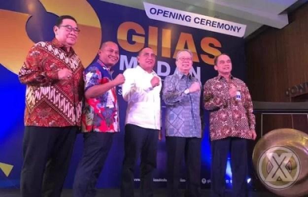 GIIAS Medan 2019 Resmi Dibuka