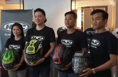 HJC Helmet Berstandard SNI Kini Dapat Ditemui Di Juragan Helm