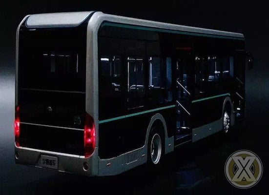 Grand Award Bus untuk Van Hool Exqui City 18 FC Design Pau