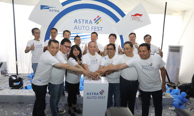 Astra Auto Fest 2019 Telah Dibuka