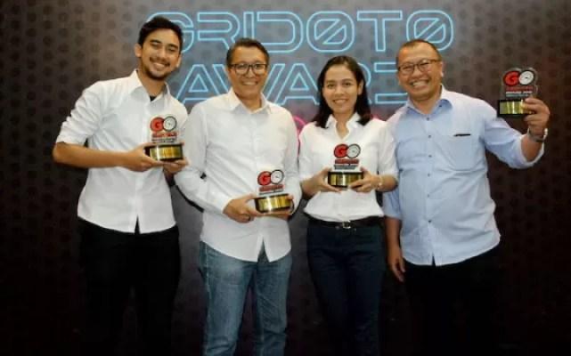 Toyota Dapat 8 Penghargaan Saat GridOto Award 2019