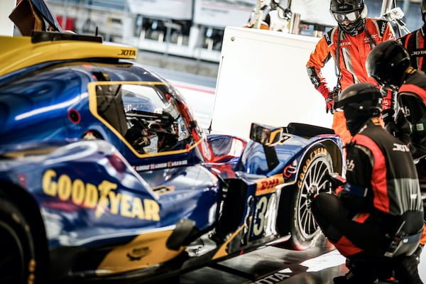Goodyear Dukung Tiga Tim balap Di FIA WEC (World Endurance Championship)